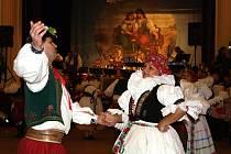 Tradiční Hanácké bál se v sobotu 7. února konal v Kojetíně. V programu vystoupily pozvané národopisné soubory a také domácí Hanácká beseda.