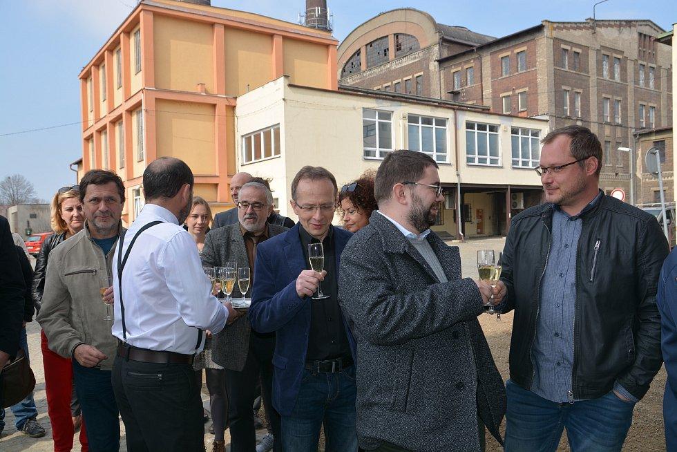 Otevření nového depozitáře Muzea Komenského v Přerově, který vznikl po rekonstrukci budovy školy na nábřeží Edvarda Beneše