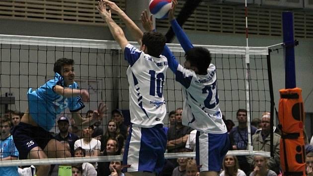 Volejbalové Mistrovství České republiky starších žáků v Kojetíně