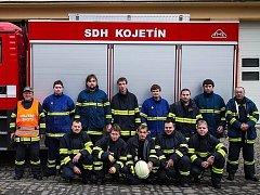 Kojetínští hasiči mají novou cisternovou stříkačku