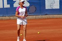 Helena Vondráčková, Petr Janda, Felix Slováček a další trénují tenis v Přerově
