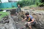 Přerovští archeologové narazili při záchranném výzkumu v lokalitě Brabansko na sídliště z období Velké Moravy.