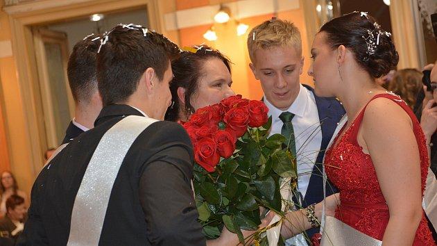 Ples přerovského Gymnázia Jakuba Škody