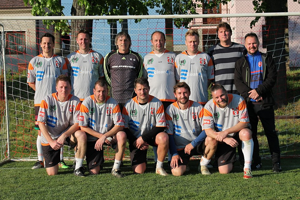 FC Hněvotín, 2. místo. 10.5. 2019