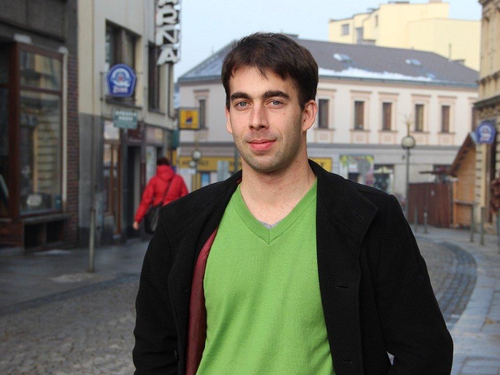 Přerovský radní Jan Horký