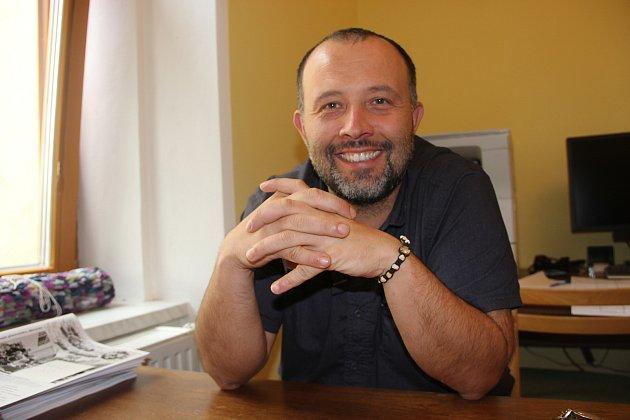 Nový přerovský farář  Josef Rosenberg