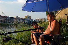 Vítěznou kolekci snímků fotografické soutěže Jeden den v Přerově pořídila v ulicích města autorka Iris Koppelhuber. Kolekce nazvaná Humans of Přerov dostala od hlasujících 1120 bodů.