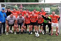 RK Kafki skončil čtvrtý na Českém národním poháru v malém fotbale.