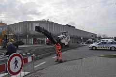 Rekonstrukce na křižovatce ulic Čechova a Šířava v Přerově
