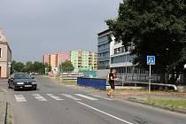 Mostek na Osmeku v Přerově se od 7. července na čtyři měsíce uzavře.