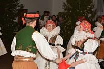Spolek Hánák Troubky oslavil padesáté výročí tradičním adventním posezením u cimbálu