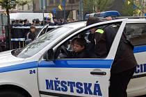 Městská policie v Přerově slavila 20 let své existence