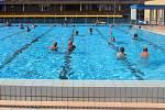 Přerovský letní bazén. Ilustrační foto