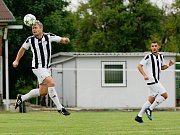 Fotbalisté FC Želatovice. Ilustrační foto
