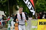 Triatlonový závod Mamutman v Přerově