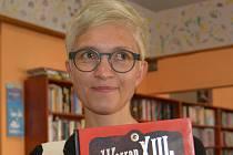 Překladatelka Barbora Punge Puchalská z Přerova