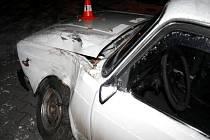 Těžkým zraněním pětadvacetileté řidičky skončila nehoda, která se stala ve čtvrtek odpoledne na silnici mezi Brodkem u Přerova a Lukovou.