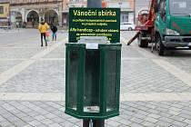 Výtěžek dobročinné sbírky do kasičky u vánočního stromu na Masarykově náměstí v Přerově lámal rekordy