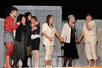 Porotě jubilejního dvacátého ročníku přehlídky Divadelní Kojetín se nejvíce líbila inscenace Mikve v podání Divadelního spolku Kroměříž