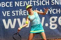 Čtvrtý den hlavní soutěže turnaje ITF s dotací 25 000 amerických dolarů. Amanda Carrerasová