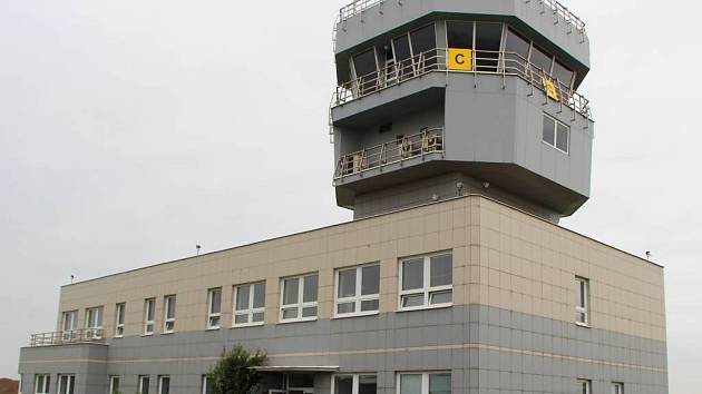 Přerovské letiště v Bochoři. Ilustrační foto