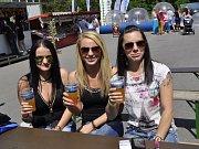 Pivní slavnosti na přerovském výstavišti