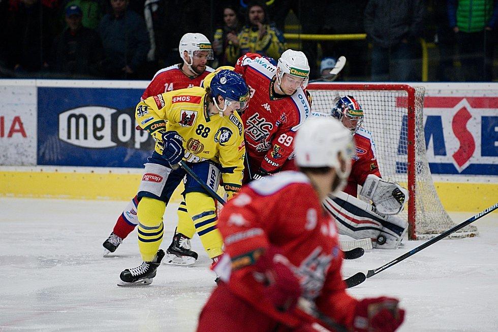 Hokejisté Přerova doma padli s Porubou 3:4 po samostatných nájezdech