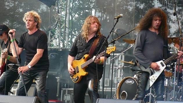 Na čtvrtém ročníku rockového festivalu vystoupí i česká legendární kapela Citron
