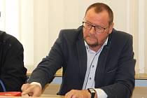 Případ bývalého radního Marka Dostála (na snímku), který byl odsouzen za sexuální nátlak k podmíněnému trestu, začal znovu řešit Okresní soud v Přerově. 8. října 2020