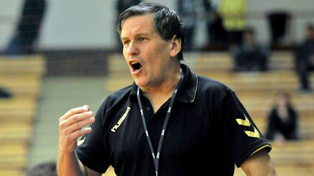 Richard Buček, trenér T.J. Sokol Přerov HC