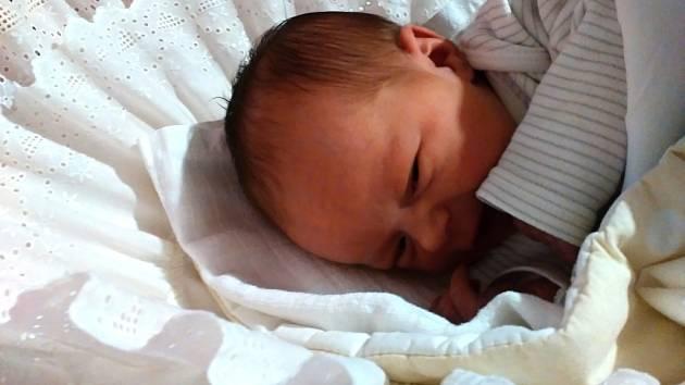 Aneta Chovancová, Kojetín, narozena 22. září 2017 v Přerově, míra 47 cm, váha 2810 g