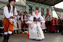Velikonoční program na náměstí TGM v Přerově
