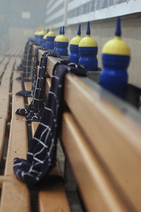 Zubři vs. Vsetín - Peklo a následky výtržnosti fanoušků v Meo Aréně v Přerově při a po zápase. Utkání bylo rozhodčími předčasně ukončeno.