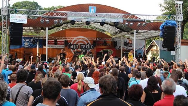 Dřevorockfest 2013