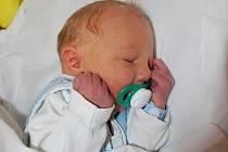 Pavlík Jakub, Bystřice pod Hostýnem, narozen 1. února 2010 v Přerově, míra 47 cm, váha 2 820 g