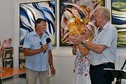 Už jen do neděle 17. září mohou návštěvníci Galerie Přerov na Horním náměstí zhlédnout výstavu Umění Cuijkufoto: archiv Galerie Přerov