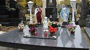 Na přerovském hřbitově