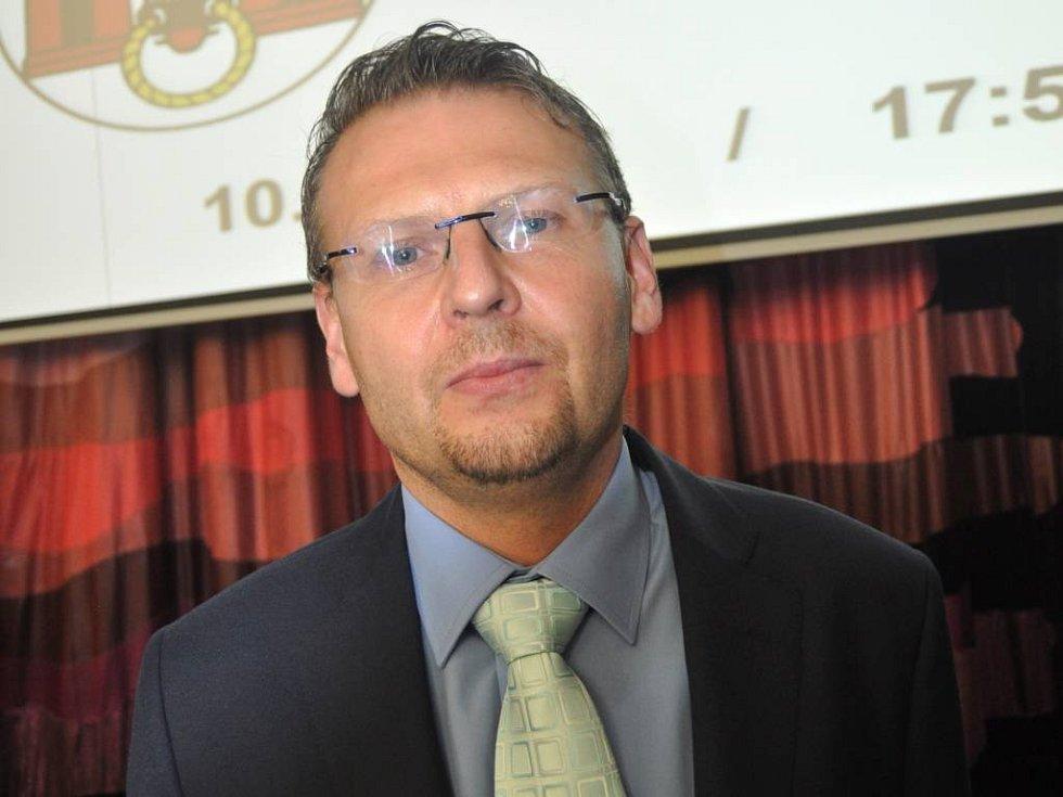 Náměstek přerovského primátora Petr Měřínský (hnutí ANO)