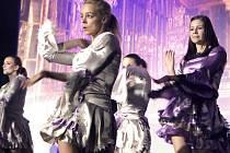 Muzikál In Time přerovského tanečního studia Duckbeat