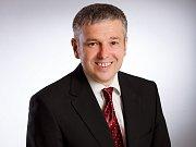 Zastupitel strany Za prosperitu Přerova a jeho místních částí Radek Pospíšilík.