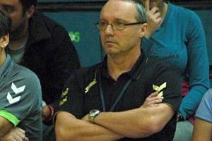Trenér Jiří Závodník