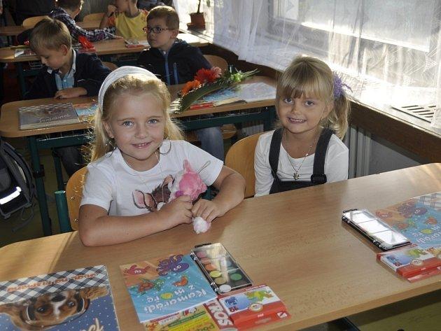 První školní den na ZŠ Za mlýnem v Přerově