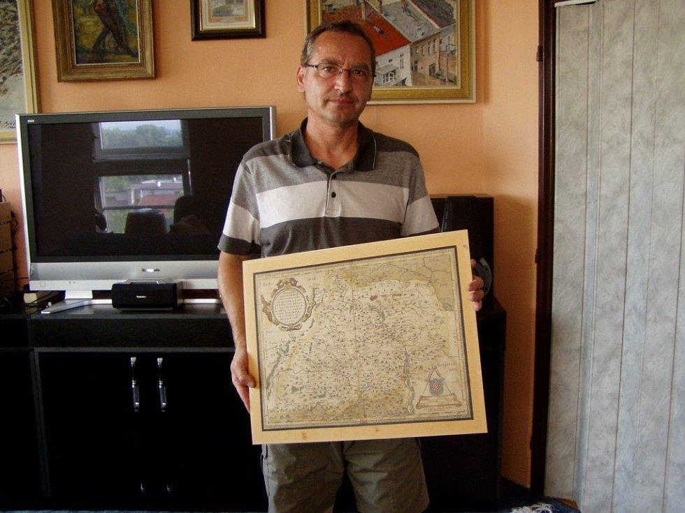 Josef Bibr z Kojetína a jeho sbírka