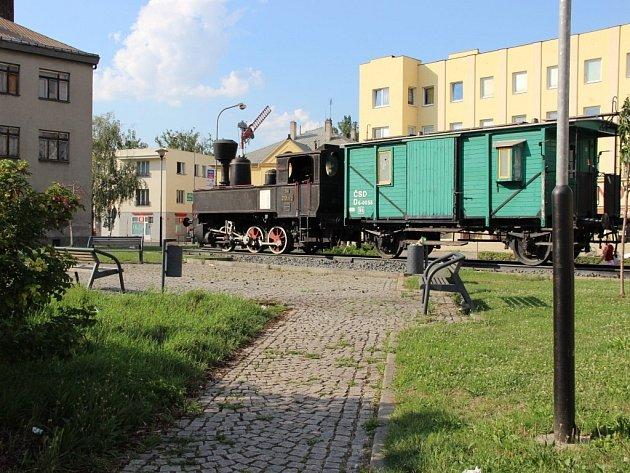 Okolí přerovského nádraží