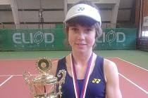Přerovská tenistka Linda Nosková