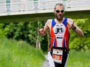 Triatlonový závod Mamutman na přerovské Laguně