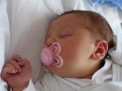 Meda Matějíčková  narozena dne 13. září 2013 v Přerově, míra: 51 cm, váha: 3680 g