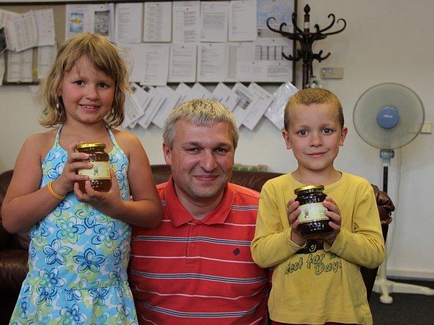 Ludvík Zapletal se včelařství věnuje necelých patnáct let