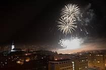 Přerov vstoupil do nového roku 2020 velkolepým ohňostrojem s názvem Labyrint světa a ráj srdce - v letošním roce si totiž celý svět, ale i město Přerov, připomene 350. výročí úmrtí učitele národů J. A. Komenského.