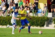 Fotbalisté Kozlovic proti MFK Havířov (2:0)
